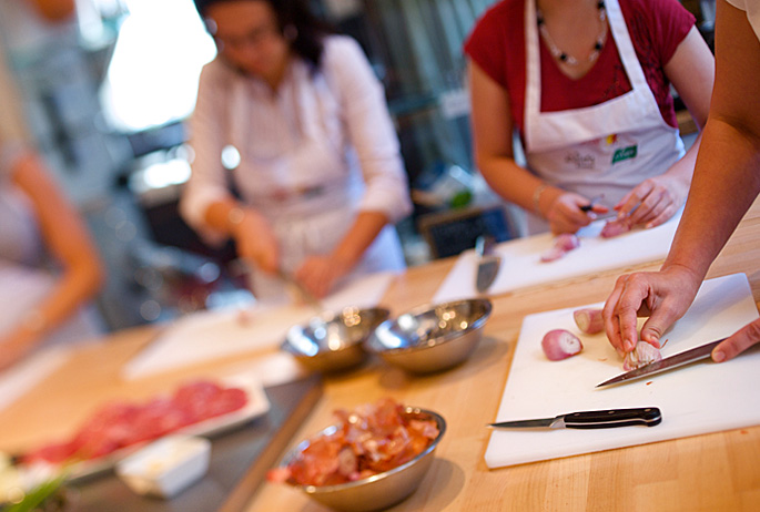 Apprendre La Cuisine En Prenant Des Cours Auvieuxgourmet Fr
